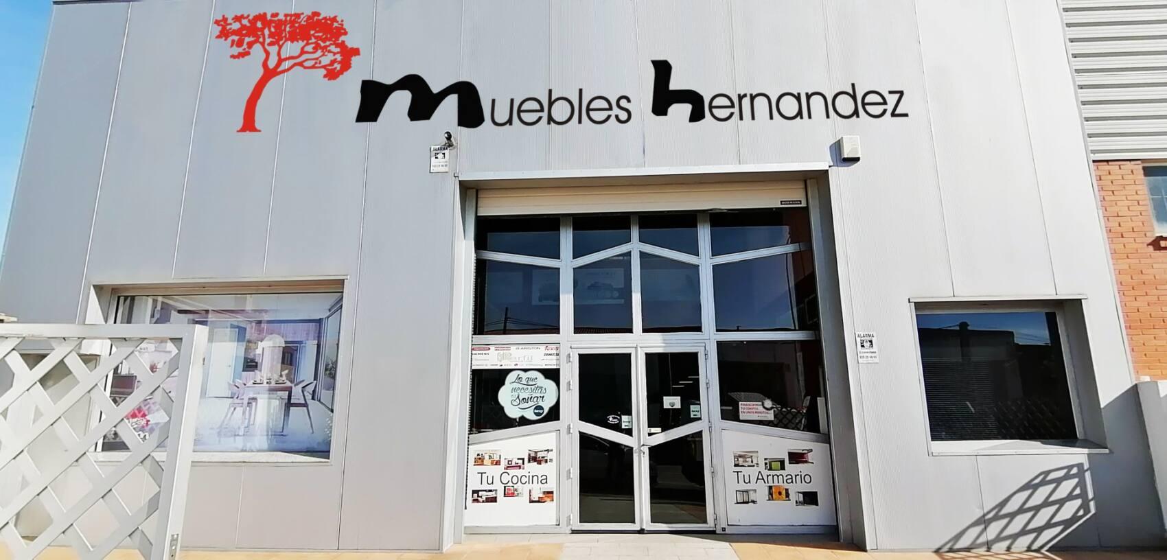 MUEBLES HERNANDEZ FACHADA